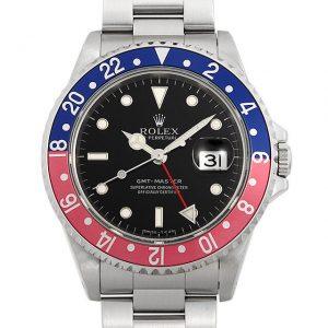 ロレックス GMTマスター 赤青ベゼル 16700