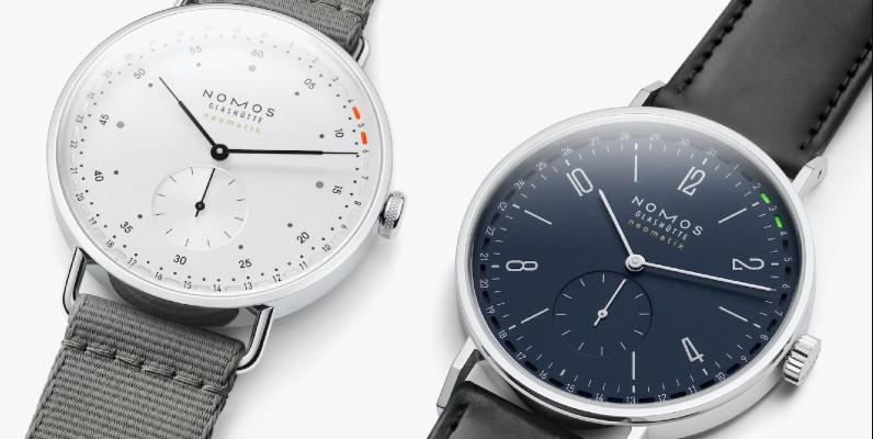 速報!2021年ノモス新作モデルを発表!by Watches & Wonders Geneve