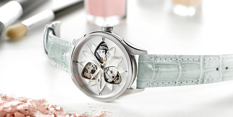 20代女子におすすめ!オシャレなレディース本格時計ハミルトン