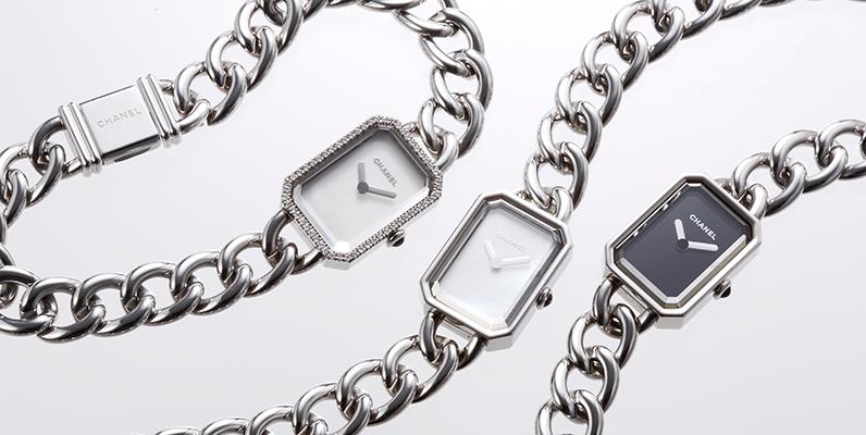 エレガンスな大人女子にお勧めしたい腕時計。シャネル プルミエールとは