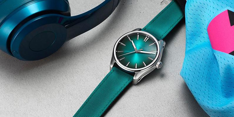 速報!2021年H.モーザー新作モデルを発表!by Watches & Wonders Geneve