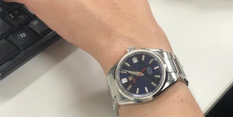 9SA5搭載 グランドセイコー本気のSLGH003を時計専門店が徹底レビュー!