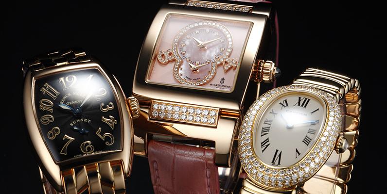 可愛くて華やか!ピンクゴールド製のブランド時計まとめてみました