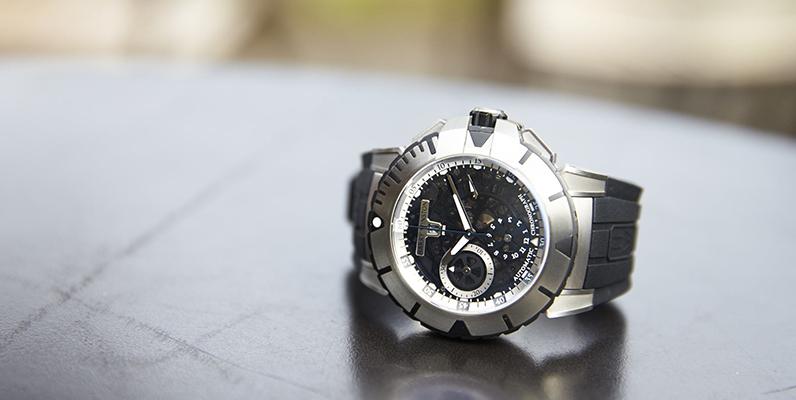 男のハリーウィンストン5選。至極のメンズ腕時計の実力