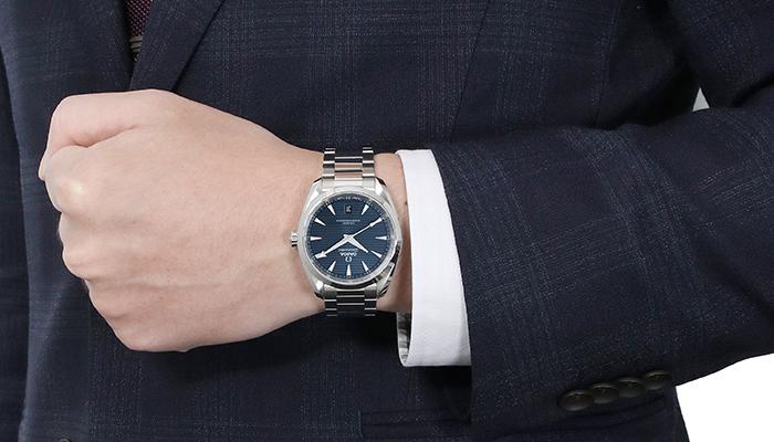 ビジネス時計 文字盤