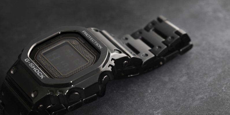 G-SHOCK フルメタルがカッコいい!GMW-B5000完全ファイル