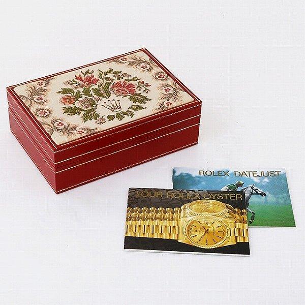 ロレックス 箱 刺繍化粧箱