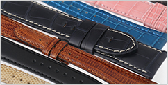 腕時計のベルトの種類/メリット・デメリットをまとめてみました