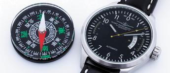 機械式時計の弱点を学ぶ