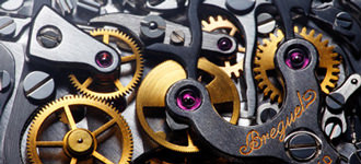 腕時計各部の名称と機能