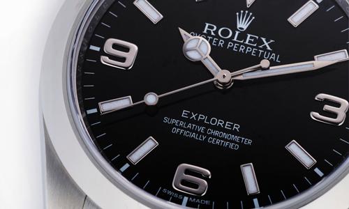 日本で一番有名な時計メーカー