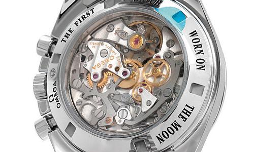 「月に行った時計」スピードマスターが有名