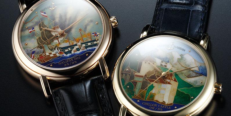 腕時計の文字盤の装飾をまとめてみました~ギョーシェ、エンボス、エナメルなど~