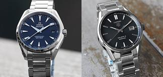 徹底比較!ブランド時計VS企画