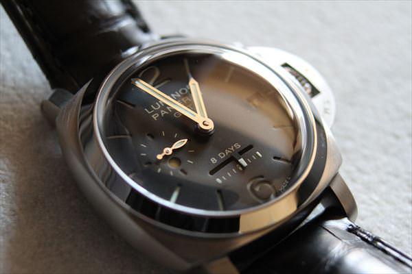 パネライ ルミノール1950 8DAYS GMT  PAM00233