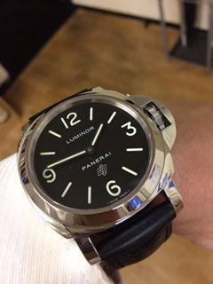 パネライ ルミノールベース ロゴ PAM00000